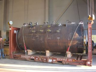 5MW Waste Heat Boiler