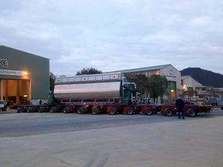 100 Tonne Drier Destined For Southland
