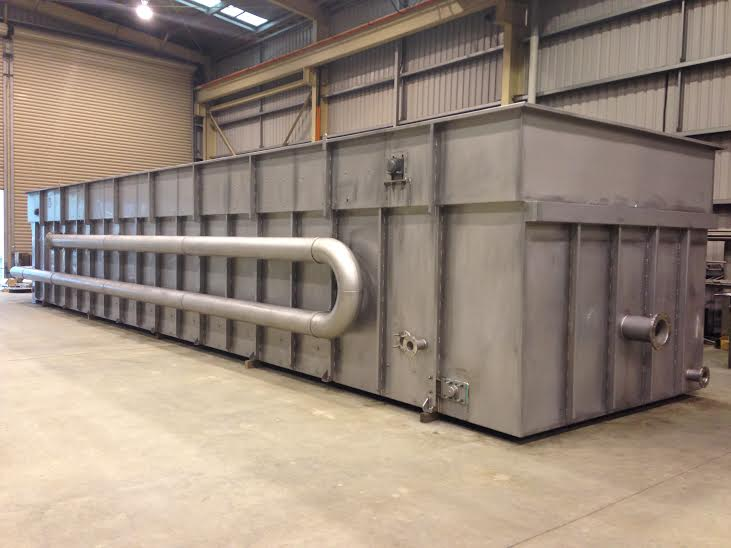 DAF Water Treatment Tank